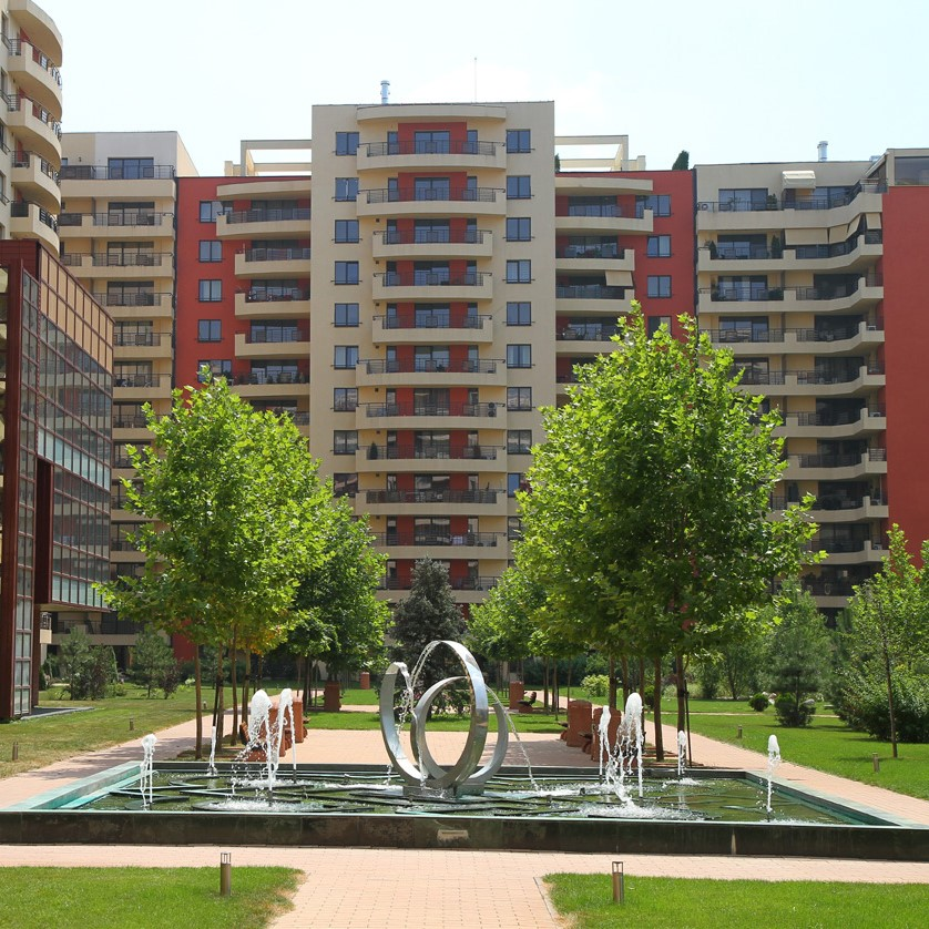 Central Residential Park - Bucuresti